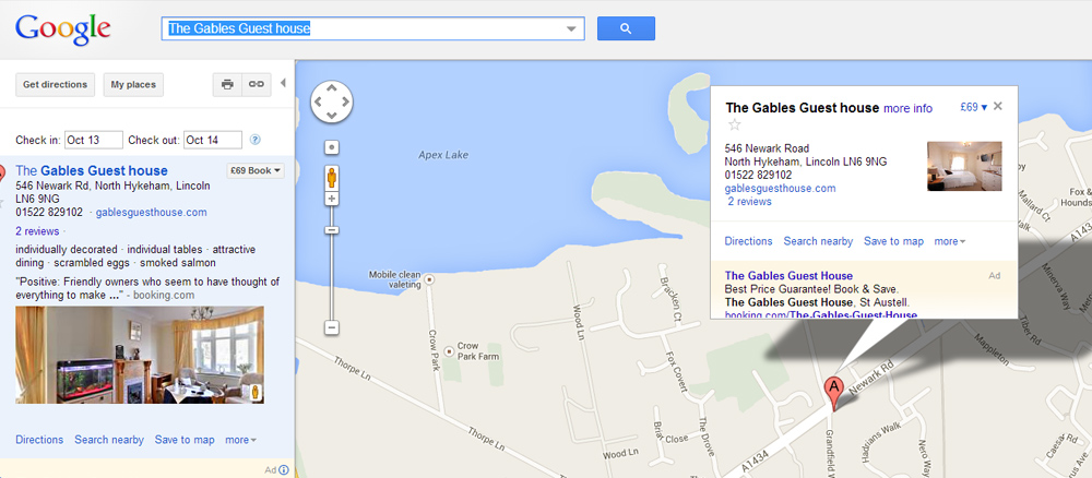 View Your Images On Google Maps